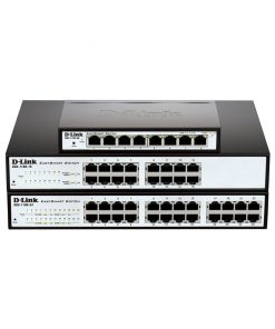 D-Link DGS-1100 Series Gigabit EasySmart Switches