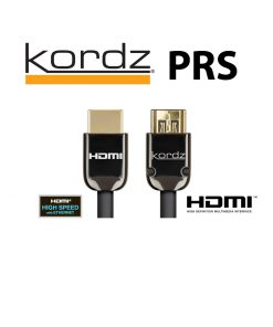Kordz PRS Fixed Installation HDMI® Round Cable Series