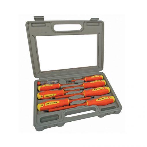 Screwdriver Kit 1000V 8 Piece Set