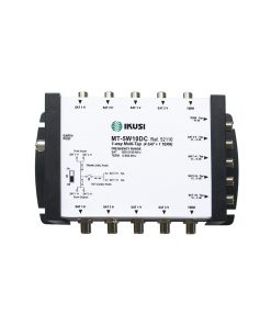 IKUSI 5-Wire 4x SAT / 1x TER Distribution System TAP/Coupler