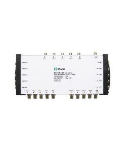 IKUSI 5-Wire 4x SAT / 1x TER Distribution System Splitters
