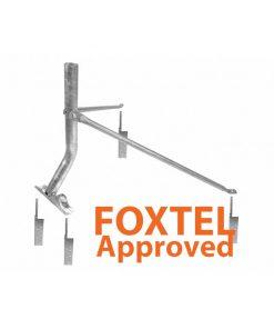 Bracket SAT: Tiled Roof Mount - Commercial & MDU Installations - 90cm Dish