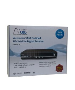 VAST Satellite Receiver - Altech UEC DSD4121RV PVR Ready