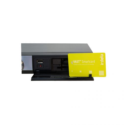 VAST Satellite Receiver - HUMAX HDR1003/1T PVR HDD Built-In