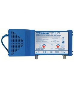 Spaun HNV30UPE Distribution Amplifier, Terrestrial, Selectable 20 or 30dB Gain