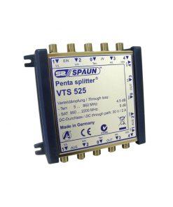Spaun VTS Series 5-Wire PENTA Splitters