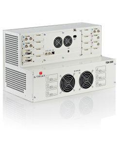TRIAX TDH800 Headend - QPSK, COFDM, QAM, AV, HDMI