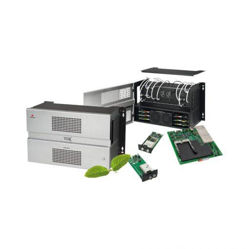 TRIAX TDX Headend - QPSK, COFDM, QAM, IP, AV, HDMI